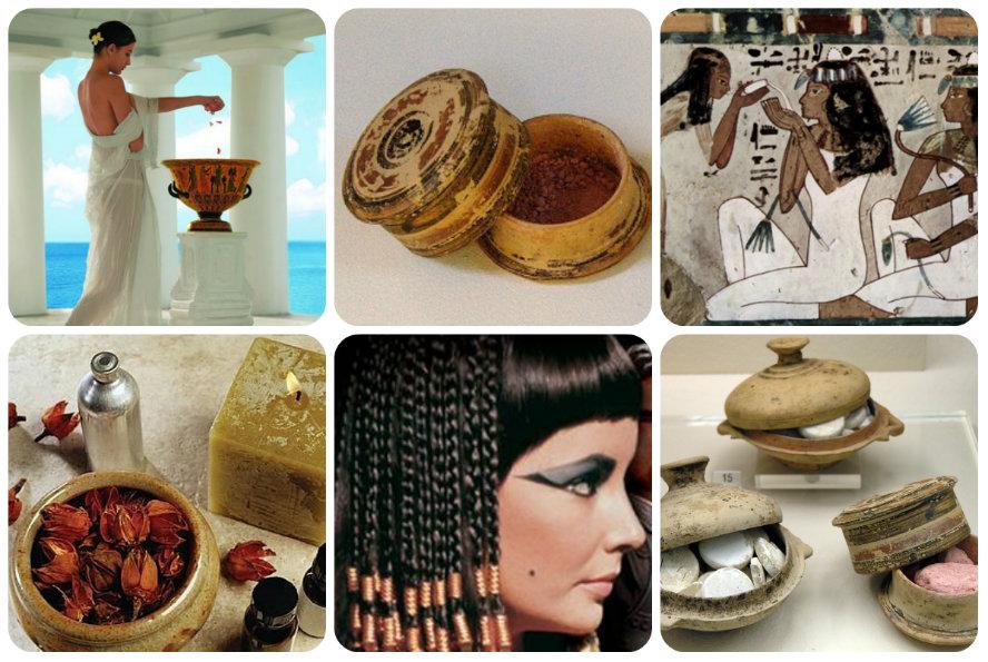 Магазин косметики из египта